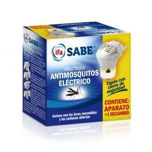Insecticida electrico ifa sabe aparato + recambio 33ml