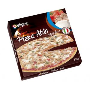 Pizza atun ifa eliges  370g