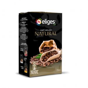 Cafe molido natural ifa eliges 250 gr