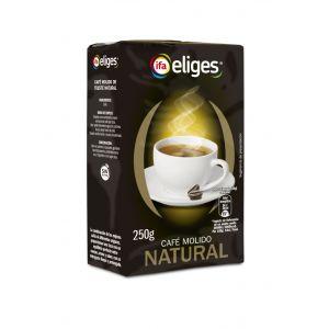 Cafe molido natural ifa eliges 250 gr