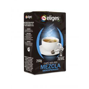 Cafe molido descafeinado mezcla ifa eliges 250 gr