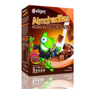 Cereales rellenos de chocolate ifa eliges 500g