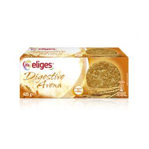 Galleta digestive avena ifa eliges 425g