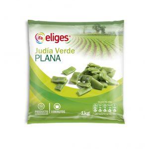 Judias verde plana ifa eliges 1kg