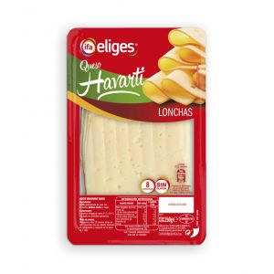 Queso havarti ifa eliges lonchas 150g