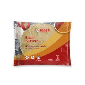 Base pizza ifa eliges 4x125gr