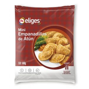 Mini empanadillas ifa eliges 500gr
