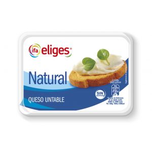 Queso untar natural ifa eliges 250g