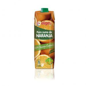 Zumo naranja 100% exprimido ifa eliges 1l
