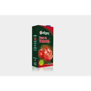 Zumo tomate ifa eliges brik 1l