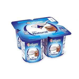 Yogur natural ifa eliges p-4x 125gr