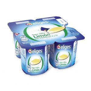 Yogur limon ifa eliges p-4x 125g