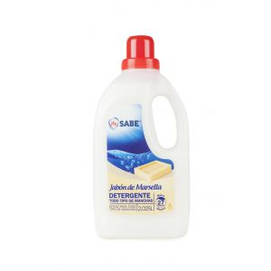 Detergente gel marsella ifa sabe 27 dosis 2,025 litros