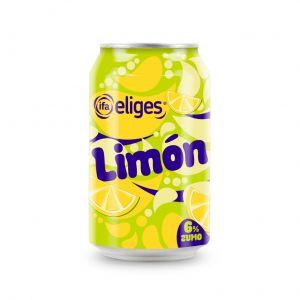 Refresco limon ifa eliges lata 33cl