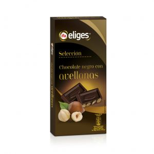 Chocolate negro avell ifa eliges 200gr