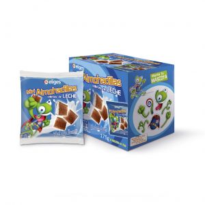 Cereales relleno de leche ifa eliges bolsita 175g