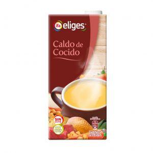 Caldo líquido cocido ifa eliges 1l