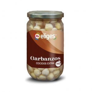 Garbanzos cocidos ifa eliges 314g
