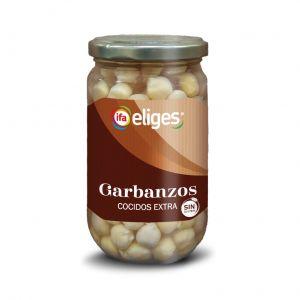 Garbanzos cocidos ifa eliges 314g