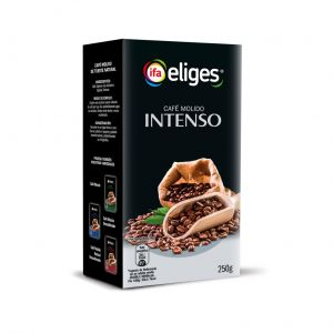 Cafe molido natural intenso ifa eliges 250gr
