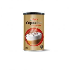 Cafe capuccino descafeinado ifa eliges 250gr