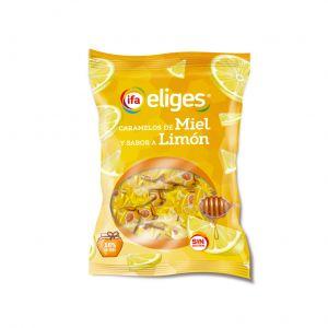 Caramelos duro miel-limon ifa eliges  125g