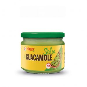 Salsa guacamole ifa eliges 300gr