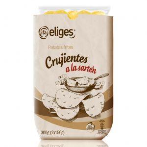 Patatas fritas sarten ifa eliges cartucho p2x150gr