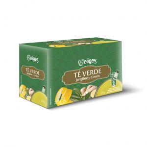 Te verde jengibre-limon ifa eliges 20ud