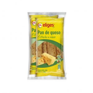 Pan de queso ifa eliges p-2x 90gr