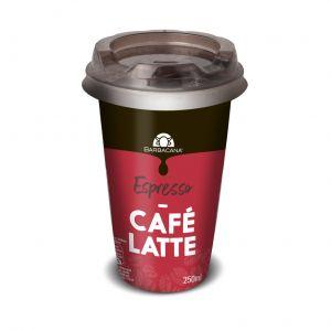 Cafe latte espresso barbacana 250ml