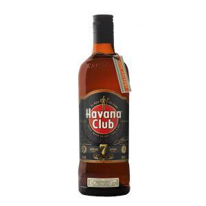 Ron 7 años havana club botella de 70cl