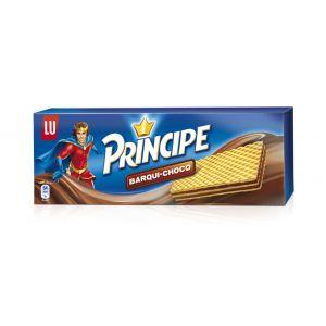 Galleta barquillo chocolate lu 146g