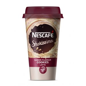 Nescafe shakissimo cookies 190ml