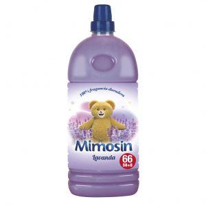 Suavizante concentrado oceanico  mimosin 58 dosis 1,334 l