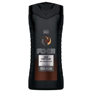 Gel de ducha dark temptation axe 400 ml