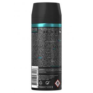 Desodorante bodyspray apollo axe 150 ml