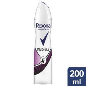 Desodorante spray anti-transpirante black&white diamond rexona 200 ml