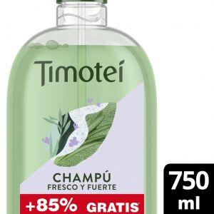 Champú fresco y fuerte timotei 400 ml