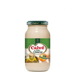 Mayonesa casera calve 430ml