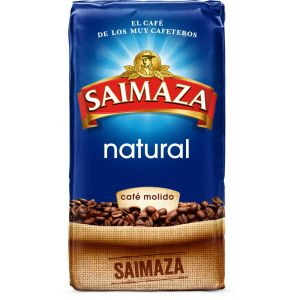 Cafe molido natural saimaza 250 gr