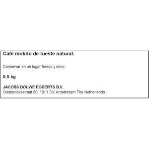 Cafe molido natural saimaza 500 gr