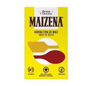 Harina de maiz maizena 400g