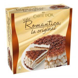 Tarta romantica carte d'or 1l