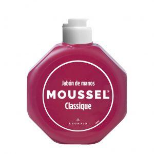Jabón líquido de manos clásico moussel 300 ml