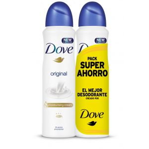 Desodorante spray mujer original dove p2x 200ml