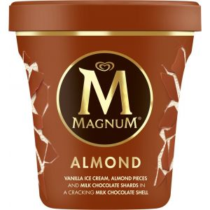 Helado magnum almendrado frigo 440ml
