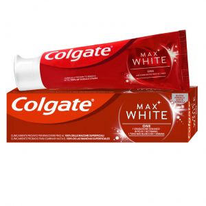 Pasta dentífrica  max white one colgate 75 ml