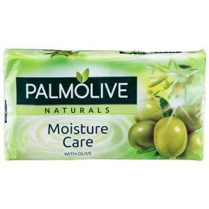 Jabón en pastilla oliva verde palmolive 90 g pack 3uds
