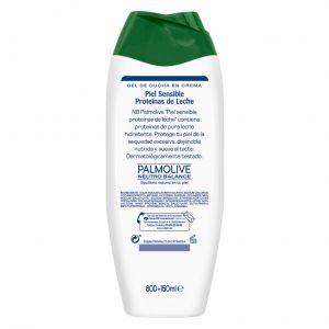 Gel piel sensible neutro balance palmolive 600 ml